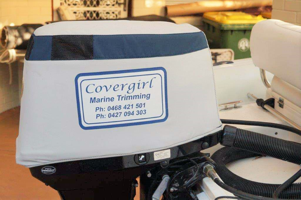 Covergirl Marine Trimming